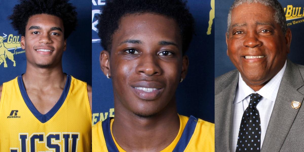 JCSU men's basketball earns three CIAA weekly honors