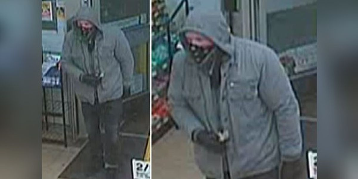 Police seek man accused of armed robbery at north Charlotte convenience store