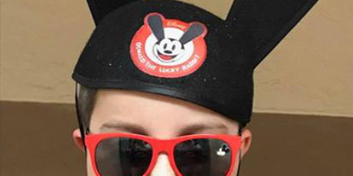 Molly's Kids: Lenoir 7-year-old fighting goes to Disney