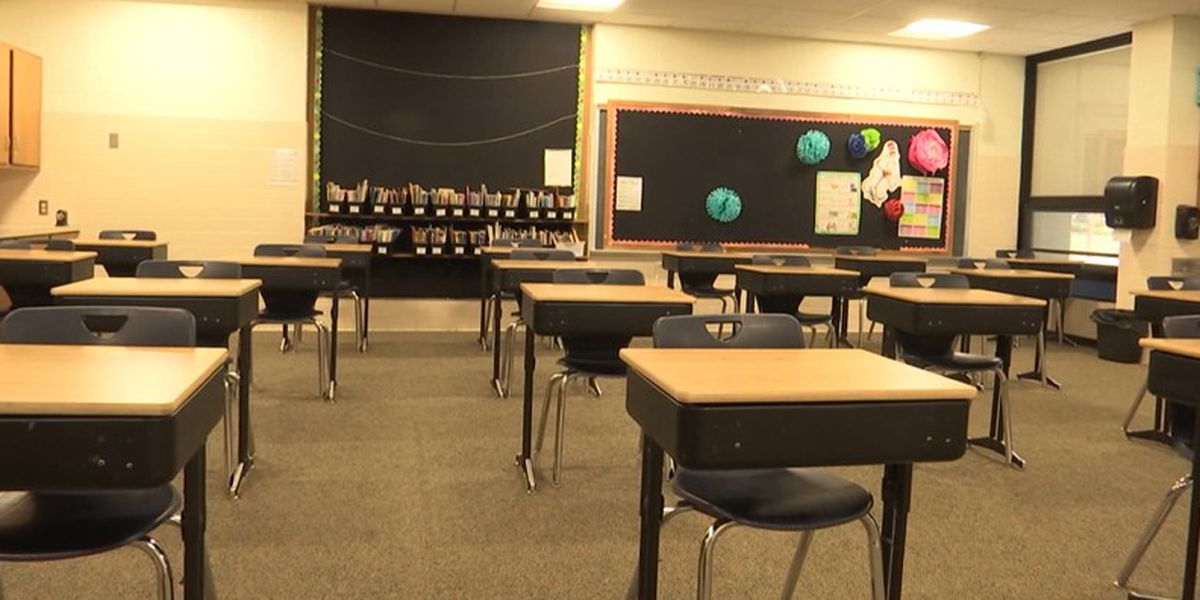 COVID-19 cluster identified in Caldwell County Schools