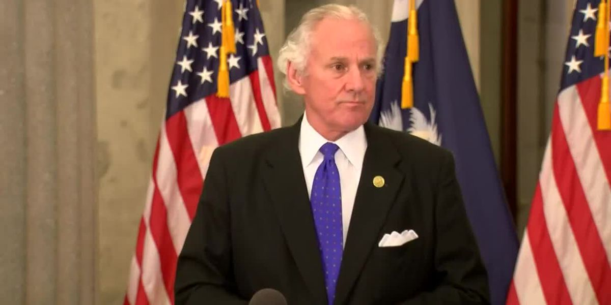 Gov. McMaster orders end of federal pandemic unemployment programs by late June