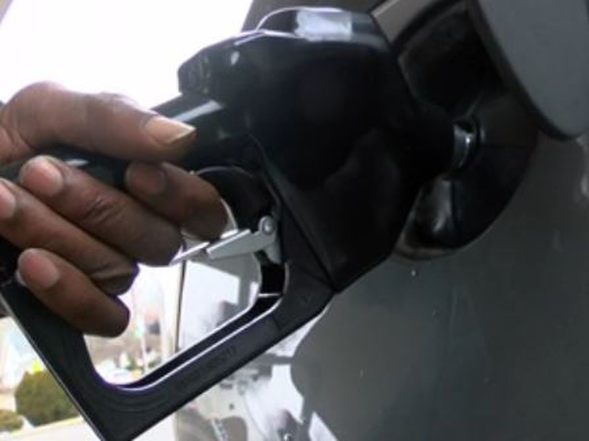 Gas prices stable, but up for the Easter weekend