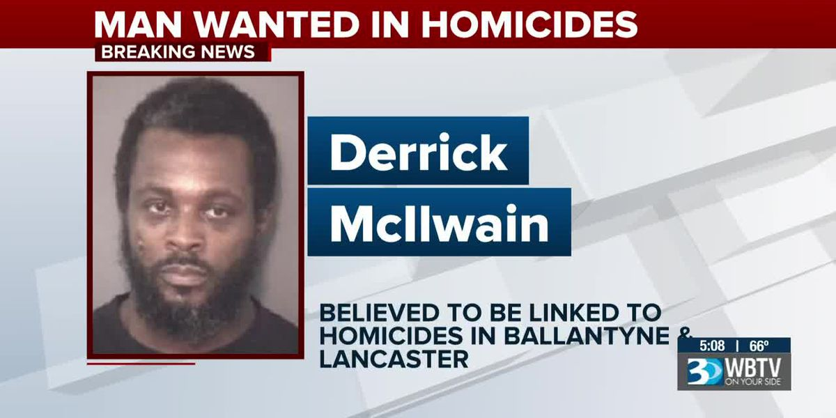 Police in NC & SC searching for man wanted in two homicides