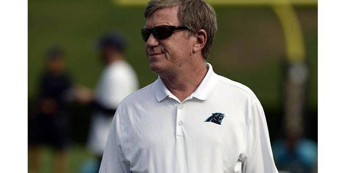 How the Panthers plan to have a successful NFL draft from the comfort of their own homes