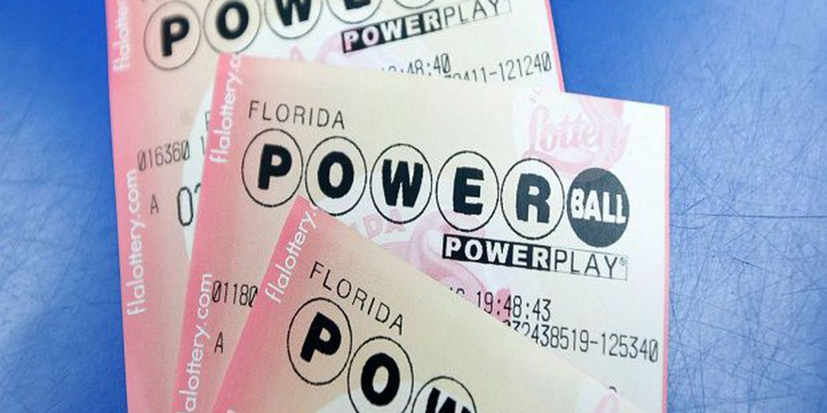 One lucky Powerball player in Columbia won $1 million in Saturday night's drawing