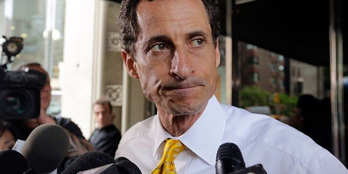 Government seeks prison time for Weiner in sexting case