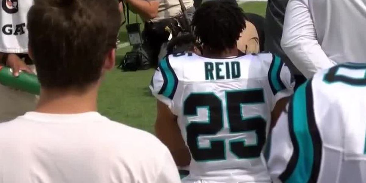 Panthers re-sign safety Eric Reid to three-year deal