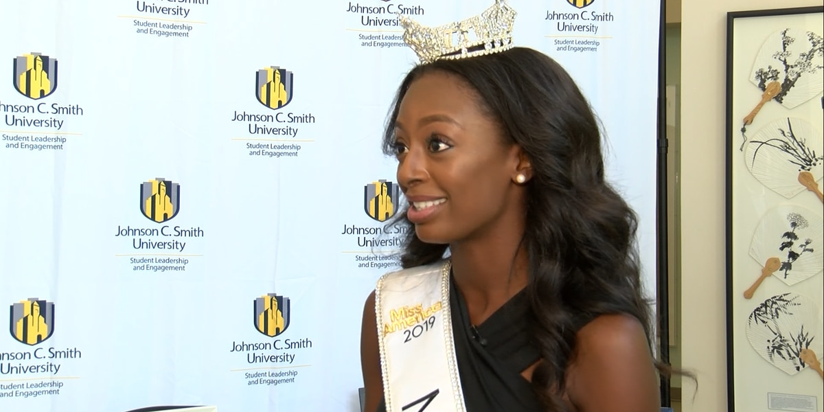 Miss North Carolina on a mission to get more African American females to go for a crown