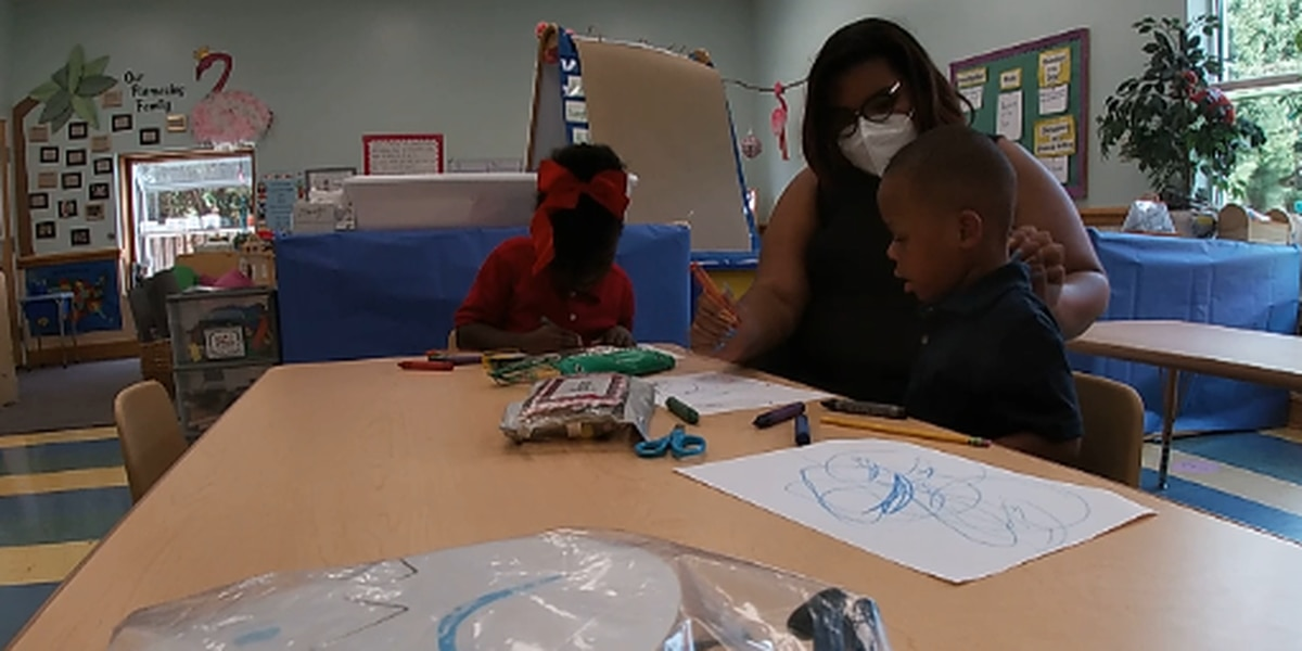 MECK Pre-K returns for in-person learning on a staggered schedule