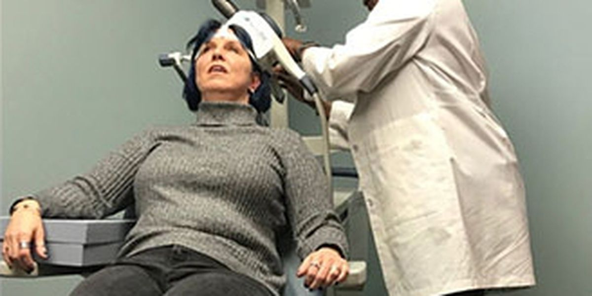 'It's like you have a new lease on life.' Woman battling 20-year depression finds relief from little-known treatment