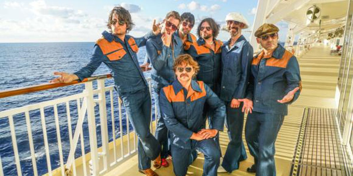 Yacht Rock Revue coming to Charlotte Motor Speedway