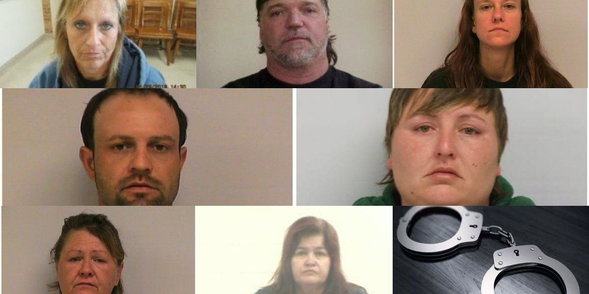 Arrests made after year-long investigation into meth operation in Yadkin County