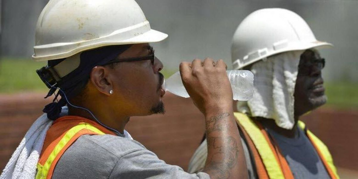 Workers are getting sick from the heat and Charlotte must protect them, union says