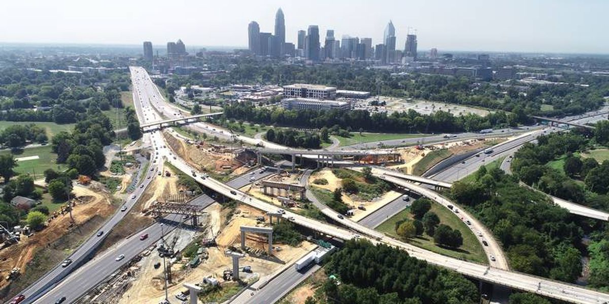 New updates announced for I-77 Express project