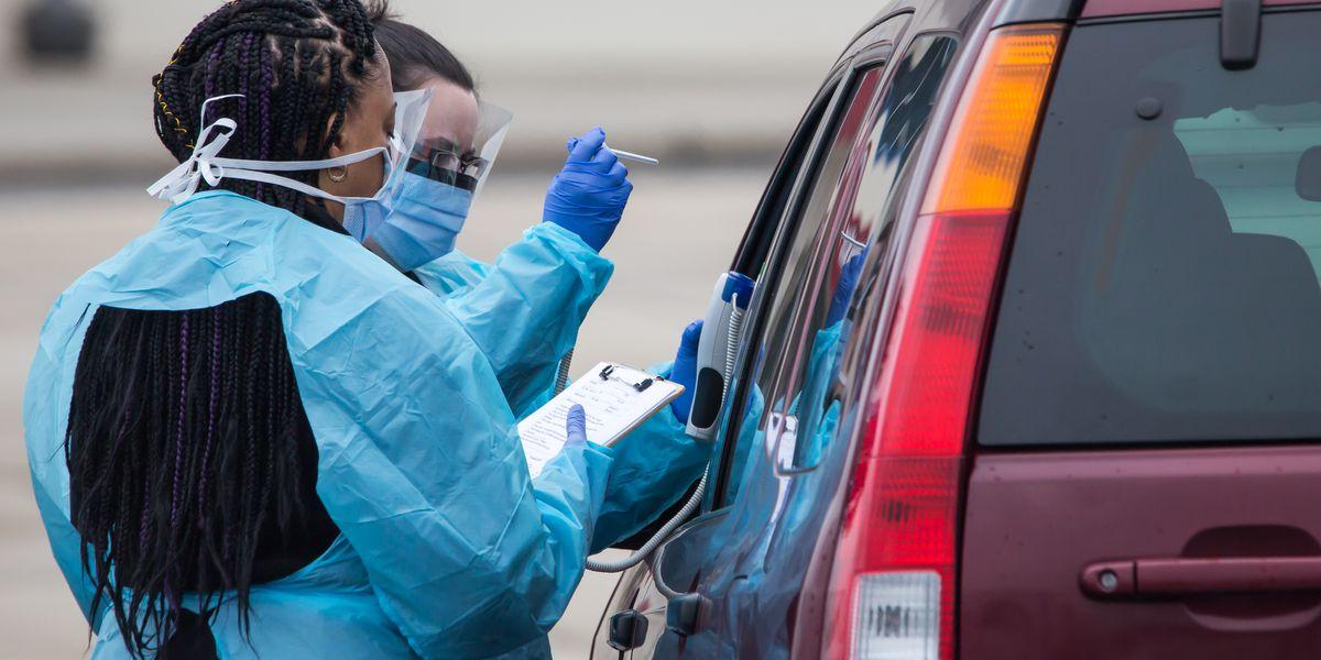 Supply shortage prompts NC to limit coronavirus testing