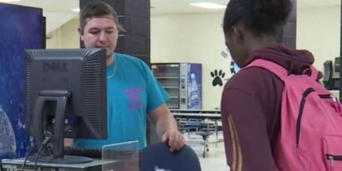 NC school district offers free meal program for all students