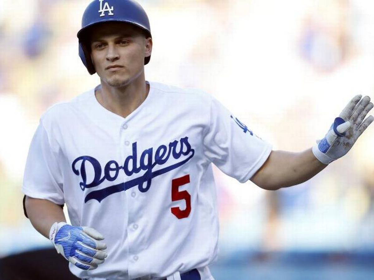 Former Northwest Cabarrus star Corey Seager named MVP of NLCS