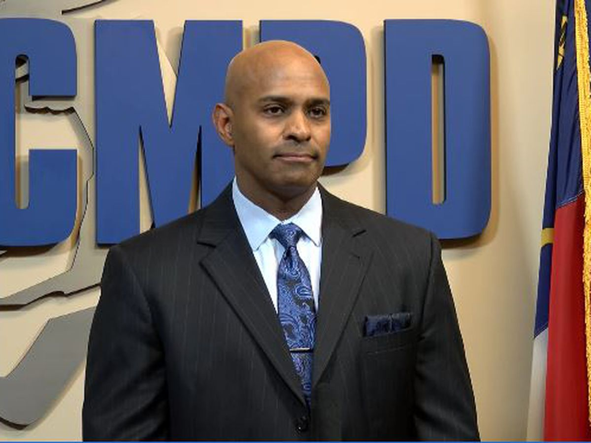 'It became a big distraction': CMPD Chief Kerr Putney won't retire before RNC