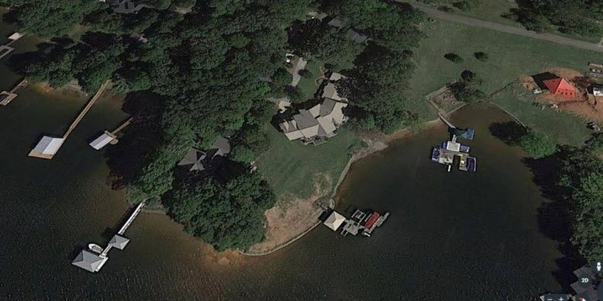 They own the bottom of Lake Norman  Now they're suing dock
