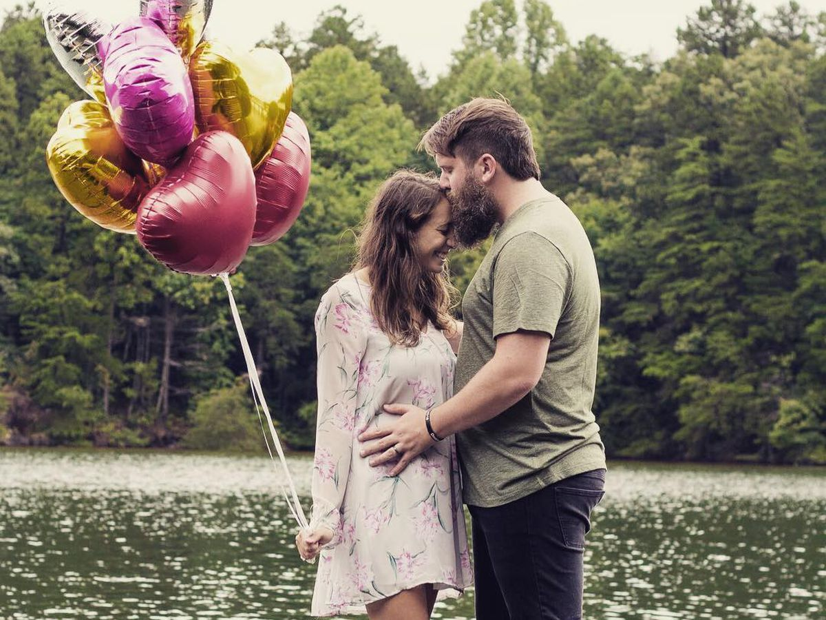Young pregnant Gaston County woman who had stroke, doing well. Update from her husband.