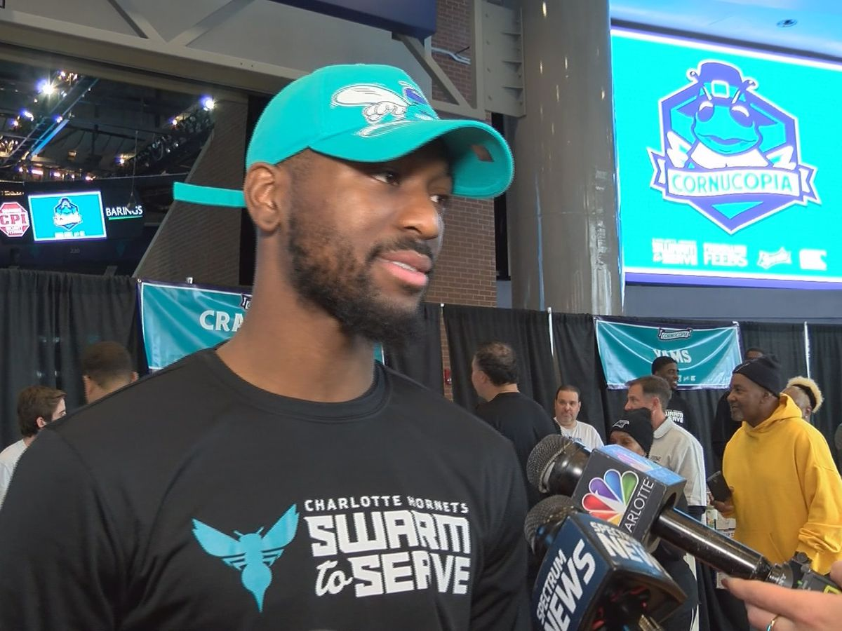 Is Kemba Walker about to fly out of the Hornets' nest? Fans reflect on his community impact