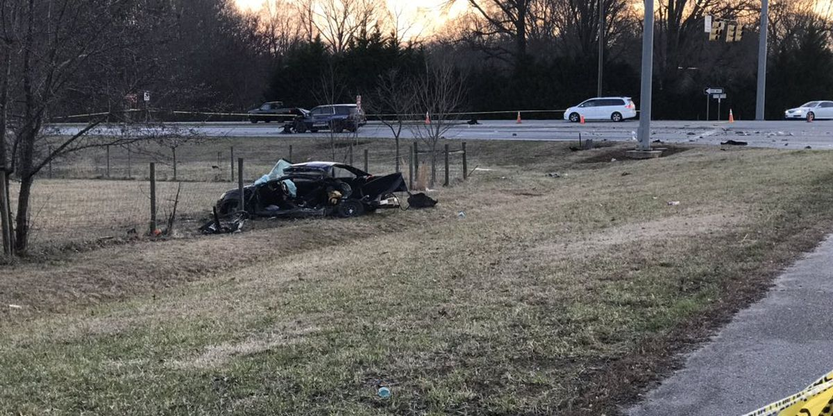 No charges filed in fatal deputy-involved crash in Catawba County
