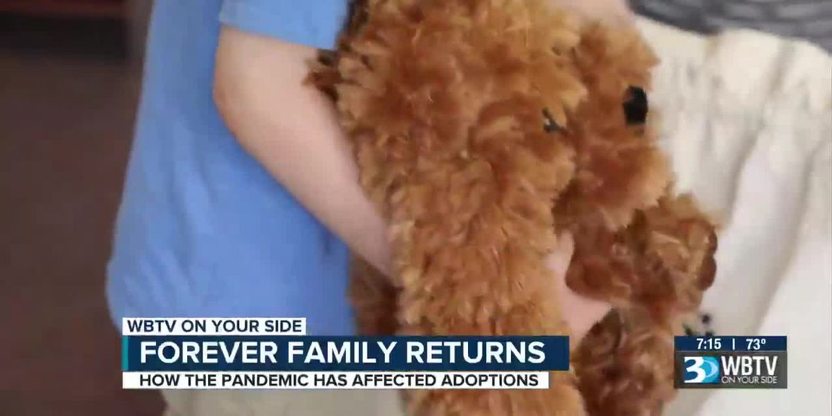 Forever Family: How the pandemic affected adoptions