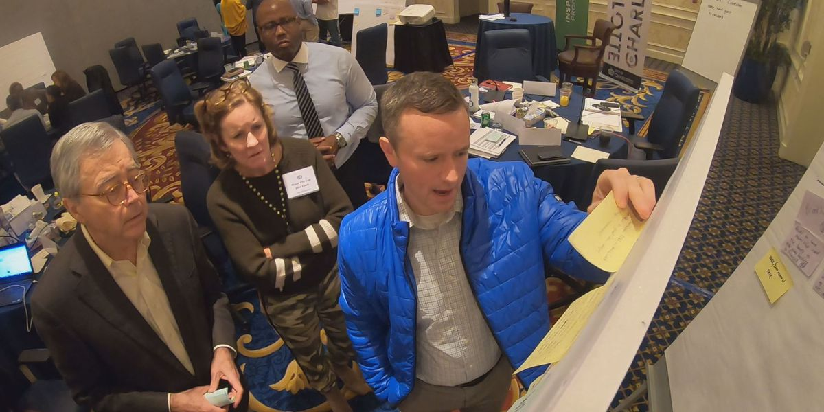 Charlotte city council kicks off retreat by laying groundwork for goals