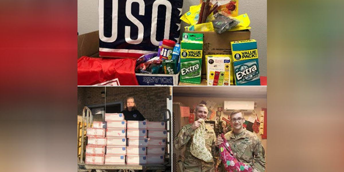 Fort Bragg offers advice on how to send letters, care packages to deployed soldiers