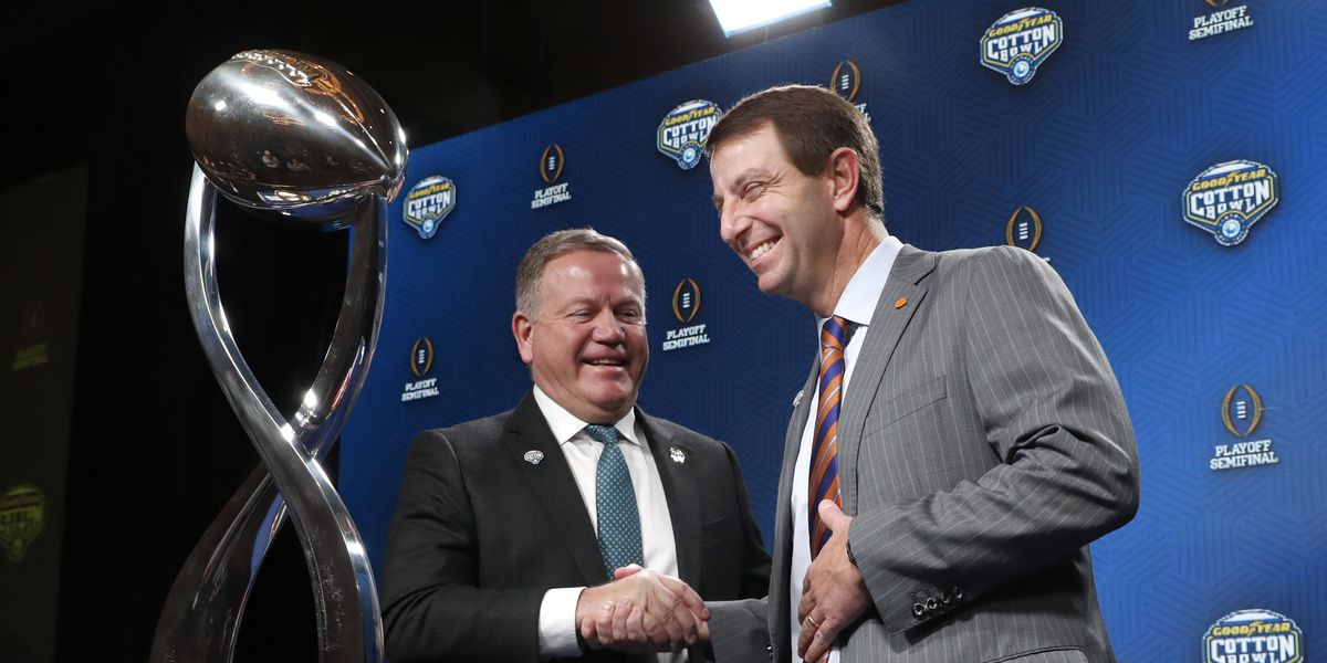 Cotton Bowl: Can Notre Dame measure up to No. 2 Clemson?