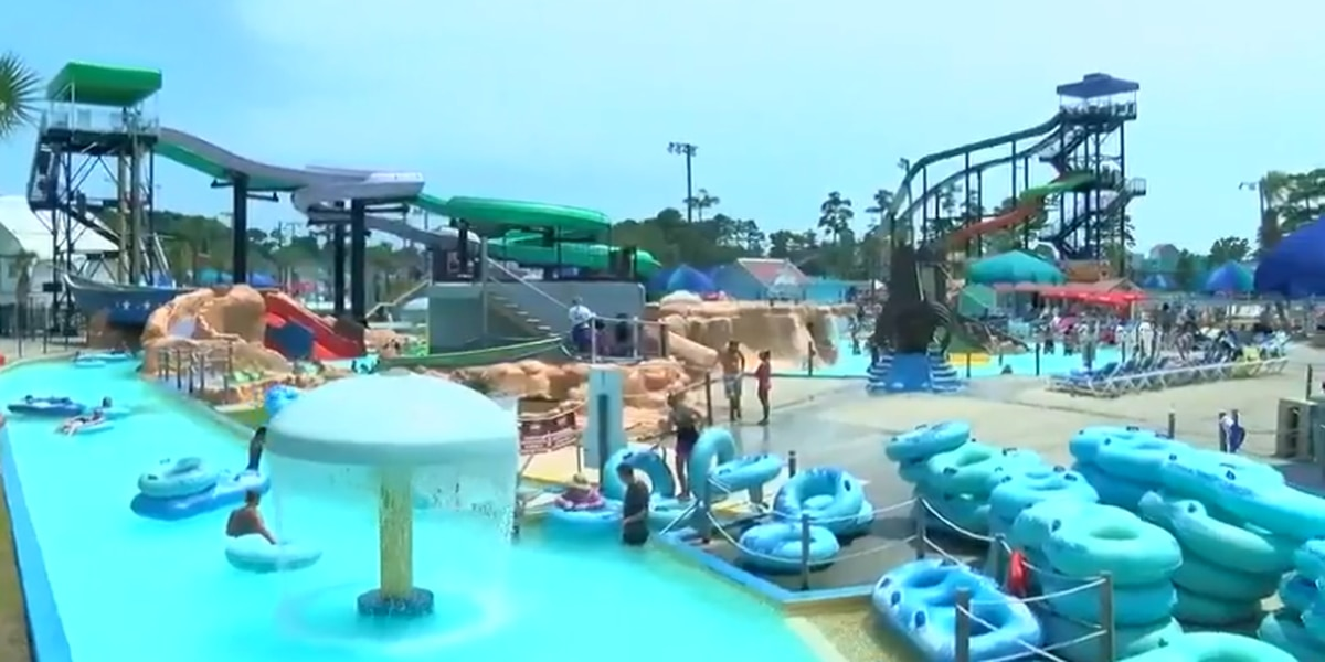 GRAPHIC: Lawsuit claims woman contracted flesh-eating bacteria at S.C. water park