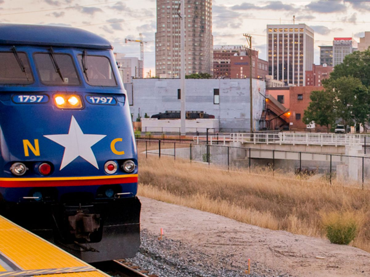 Track work to affect passenger rail service into the Fall