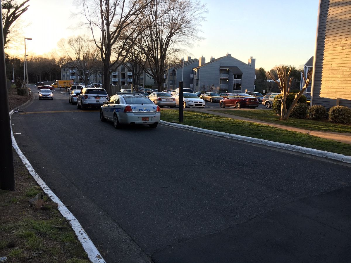 Police: 2 seriously injured, found in different locations after shooting in east Charlotte