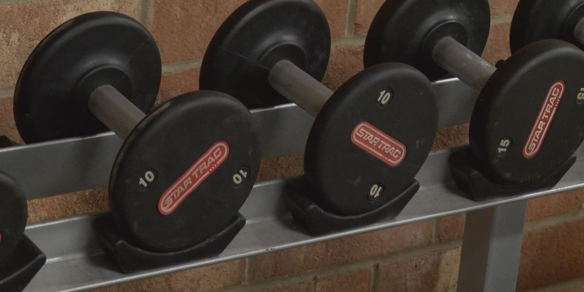 Just like toilet paper, workout equipment is hard to find