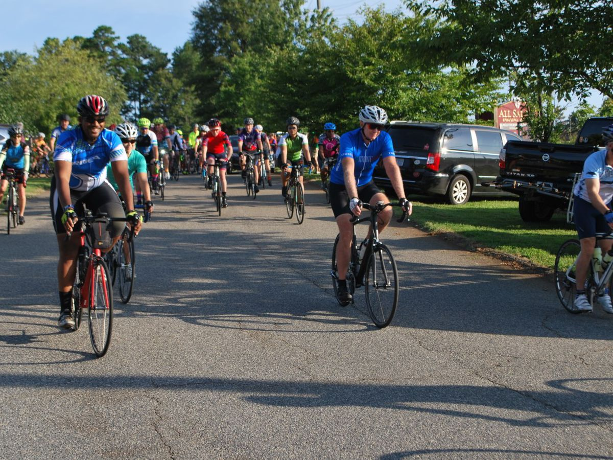 Tour de Saints to benefit Cooperative Christian Ministries