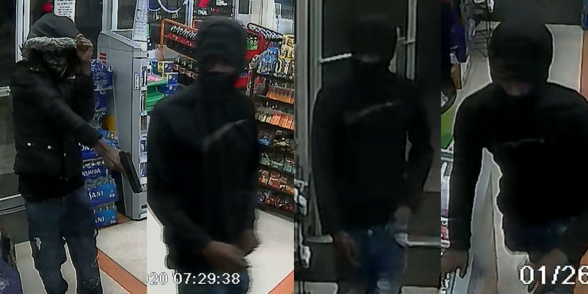 Deputies looking for thieves who robbed store at gunpoint in Lancaster