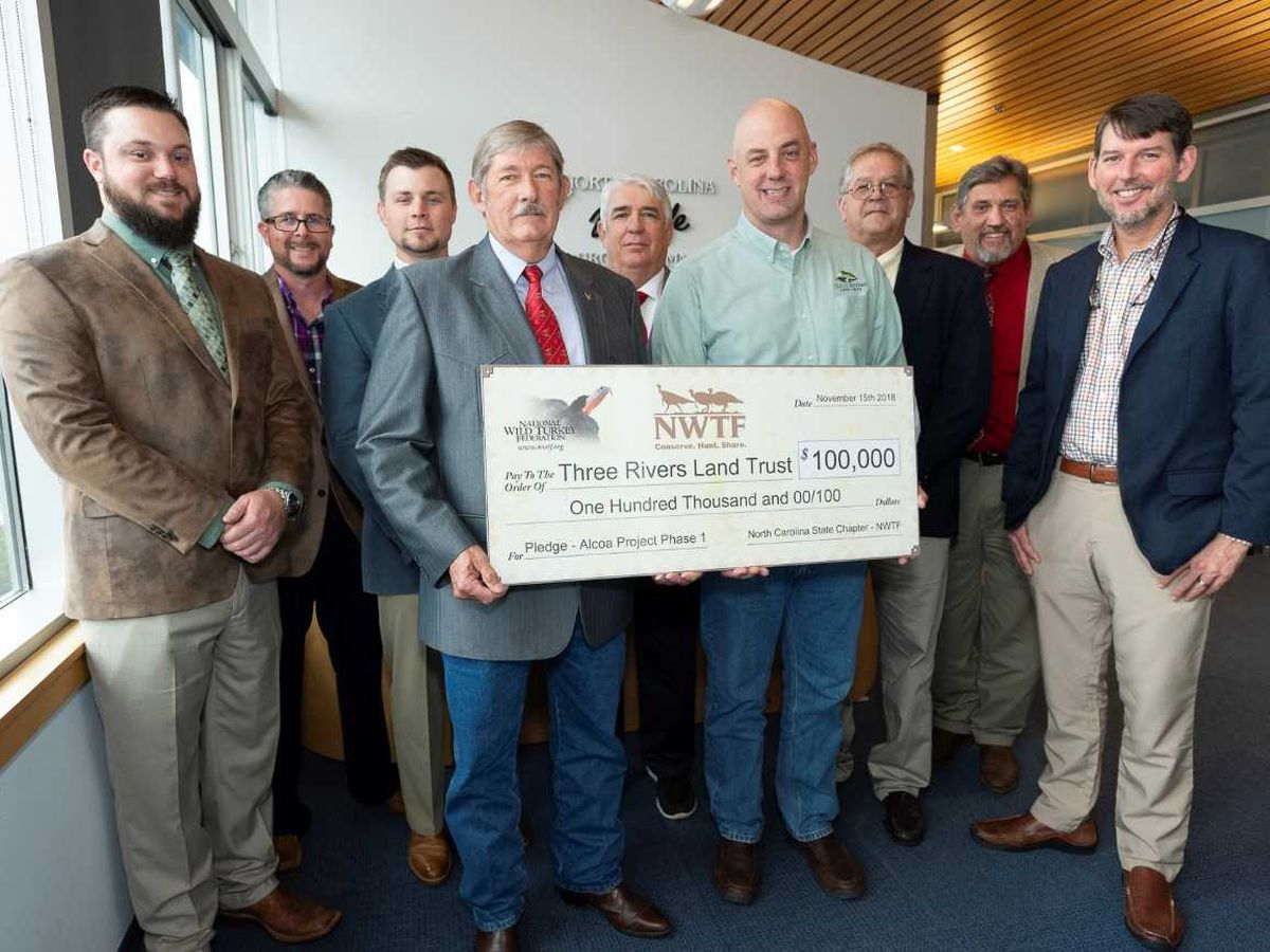 Three Rivers Land Trust receives $100,000 grant for Alcoa land purchase
