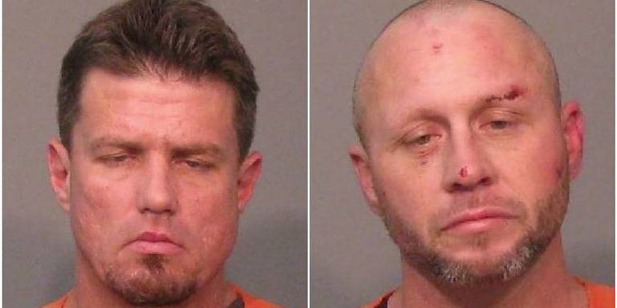 'Huge York bust': Drug agents seize 2,750 grams of meth, guns in SC/NC raid; 2 charged
