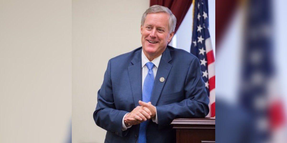 President Trump names NC Congressman Mark Meadows as new White House chief of staff