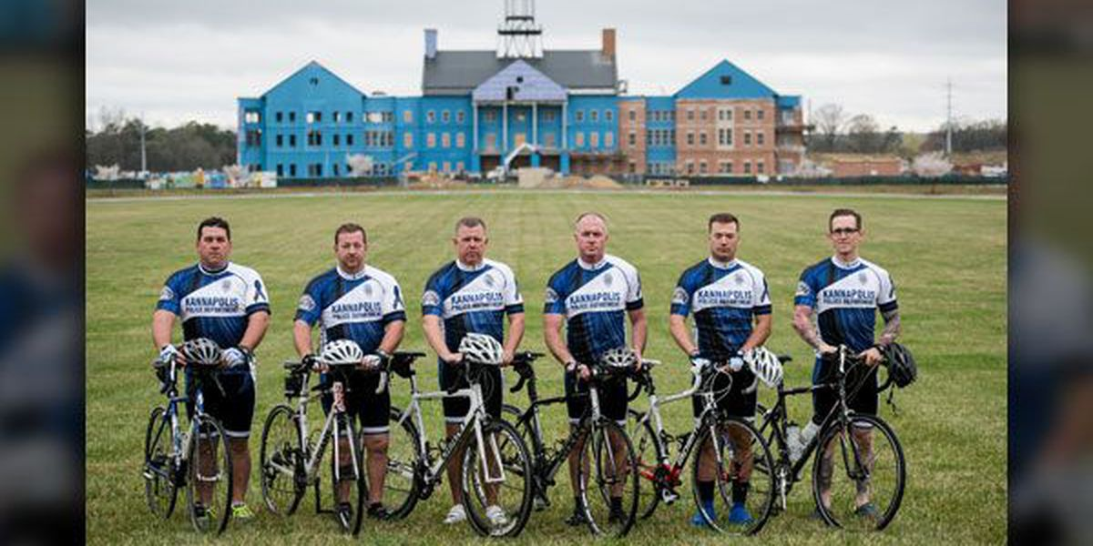 Chief Chavis of Kannapolis makes appeal on behalf of officers biking to DC