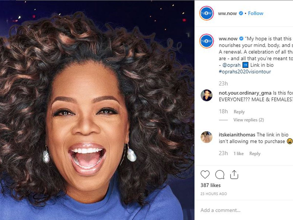 Oprah Winfrey bringing star-studded wellness tour to Charlotte