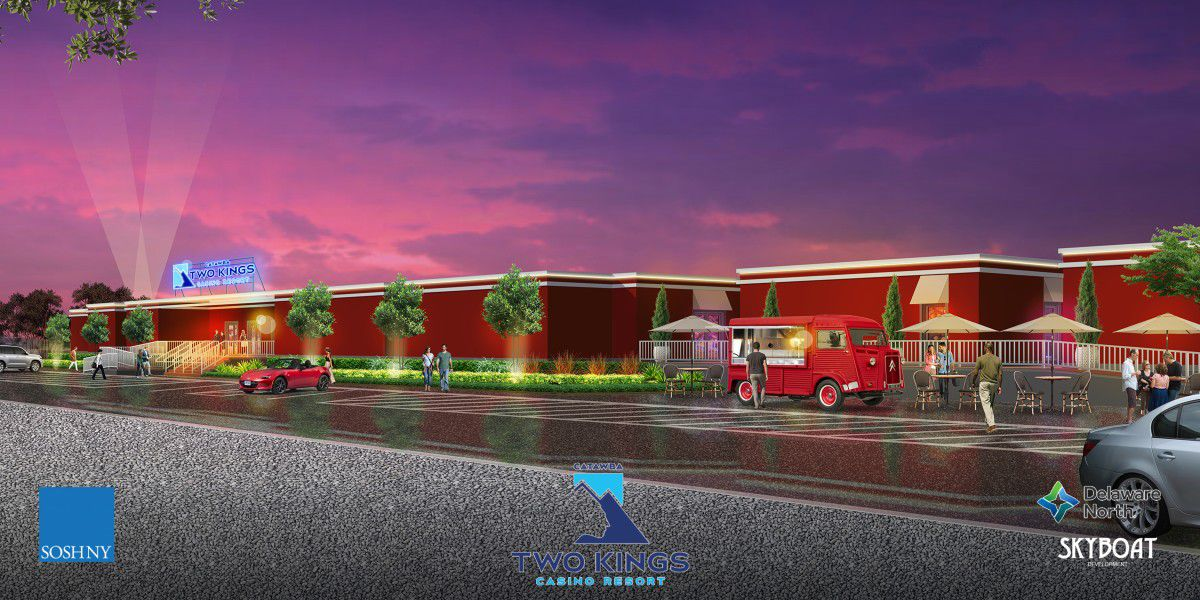 'Pre-launch' casino facility with 500 slot machines to open in Kings Mountain, N.C. this summer