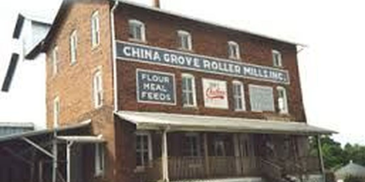 South Rowan Regional Library to host China Grove Roller Mill talk