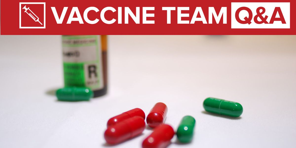 VACCINE TEAM: If I am on antibiotics, can I get the vaccine?