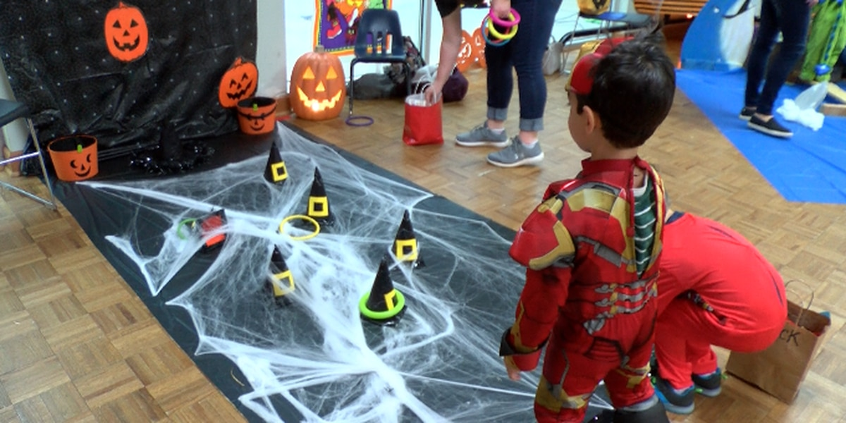 Town of Fort Mill moves trick-or-treat event indoors for rainy Halloween night