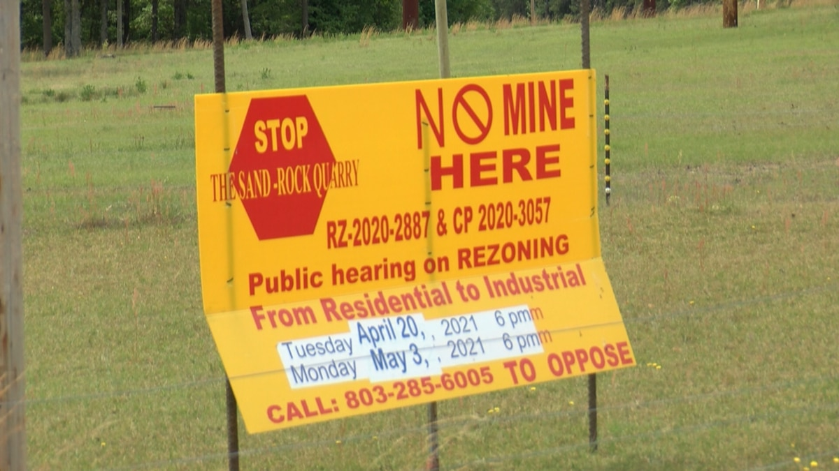 Lancaster County rock quarry being debated Tuesday, residents in the neighborhood, lawyers stating their case