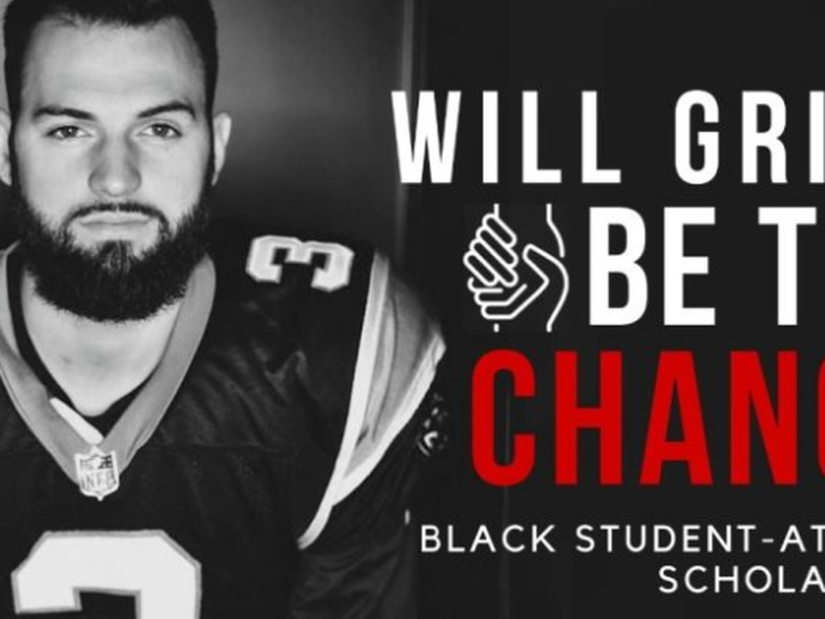 Panthers QB Will Grier providing scholarships for black student-athletes at West Charlotte HS