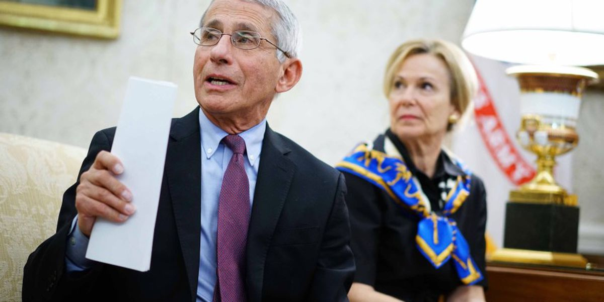 """Fauci: Americans ignoring science during pandemic is """"frustrating"""""""