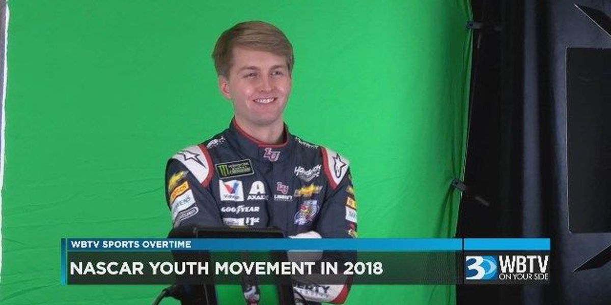 WBTV Sports OT: Youth movement is in full swing in NASCAR