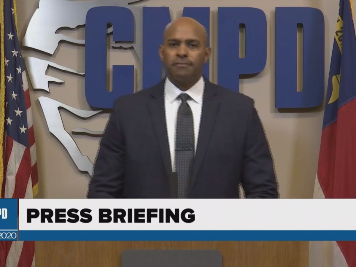 CMPD sees spike in violent crime during coronavirus pandemic